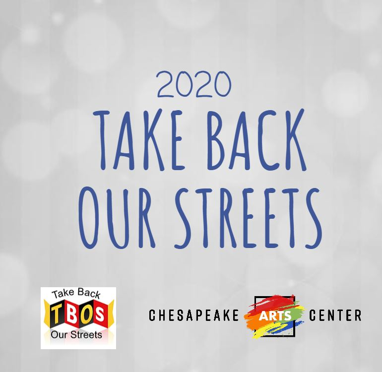 2020 Take Back Our Streets Fundraiser
