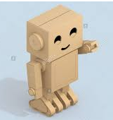 FREE Family MakerSpace Workshop:  Cardboard Toy Robot